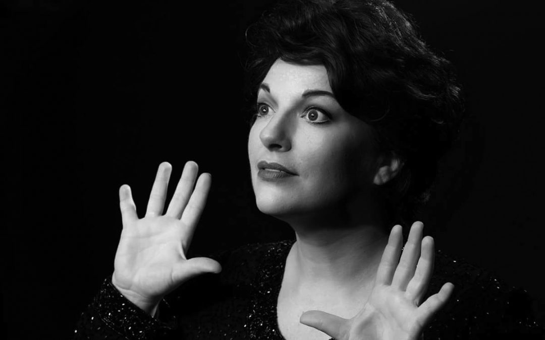 Katy Gentry Brings Judy Garland To Life