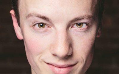 "Cory Lingner: Just a ""Dancer"" March 29, 30 & 31"