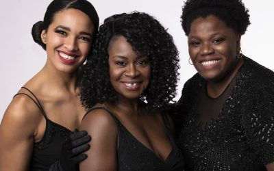 Celebrate Black History Month With Les Chanteuses
